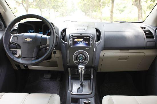 Chevrolet Colorado bán tải chất Mỹ ảnh 3