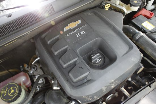 Chevrolet Colorado bán tải chất Mỹ ảnh 20