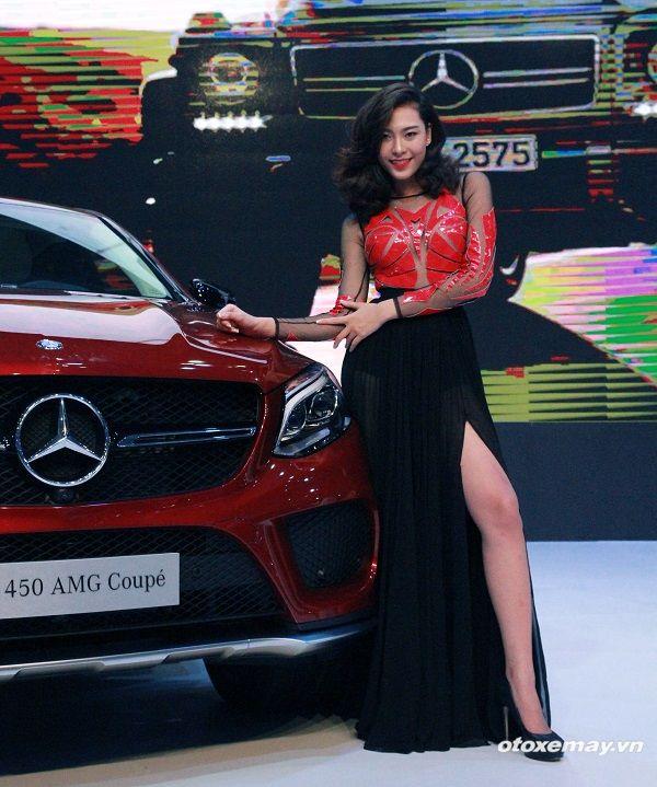 Những thân hình sexy nhất của những PG triển lãm Ô tô Việt Nam 2015 ảnh8