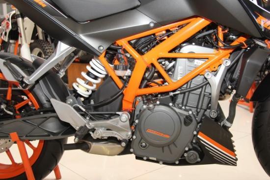 KTM 250 Duke ra mắt - ảnh 4