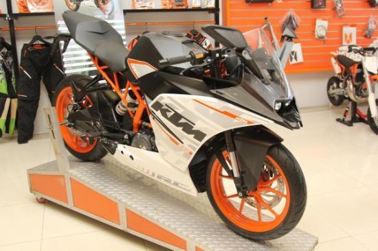 KTM 250 RC ra mắt - ảnh 1