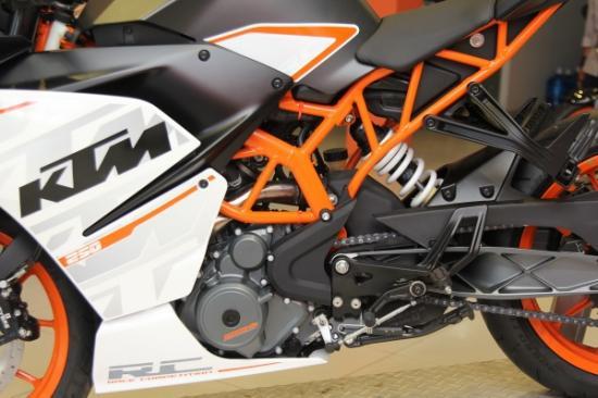 KTM 250 RC ra mắt - ảnh 4