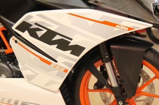 KTM 250 RC ra mắt - ảnh 7