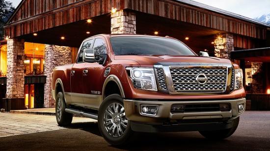 """Nissan tung hàng hot """"chinh chiến"""" thị trường bán tải Mỹ-ảnh1"""