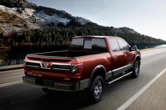 """Nissan tung hàng hot """"chinh chiến"""" thị trường bán tải Mỹ-ảnh6"""