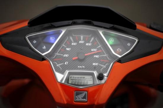Honda Air Blade 2016 thêm phần sắc sảo_ảnh2
