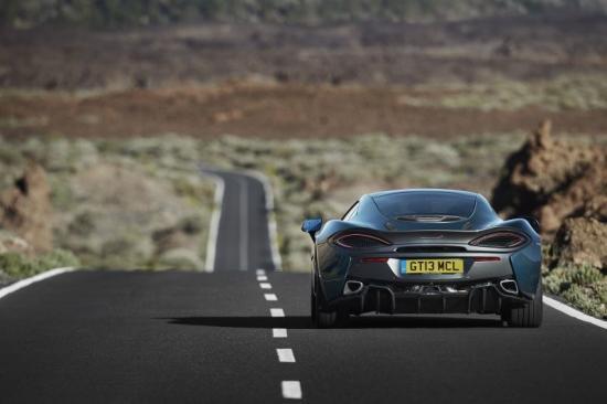 McLaren 570GT: Một kiệt tác tốc độ-ảnh1