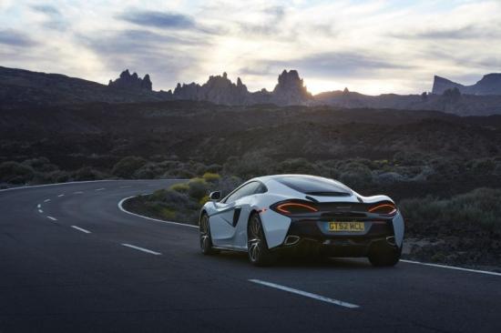 McLaren 570GT: Một kiệt tác tốc độ-ảnh2