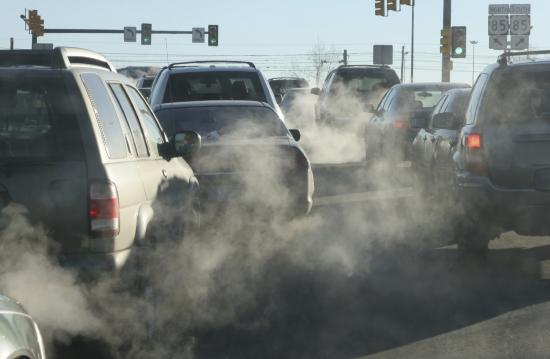 Ô nhiễm không khí  1