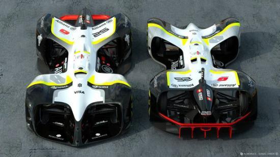 Robocar: Xe đua tự lái chạy điện đầu tiên trên thế giới 3