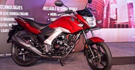 Honda Ấn Độ sẽ tung hơn 10 mẫu môtô mới trong năm 2015 anh1