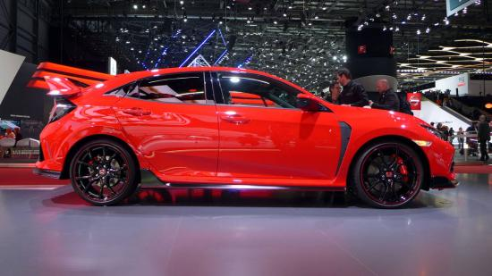 Xe Honda Civic Type R 9