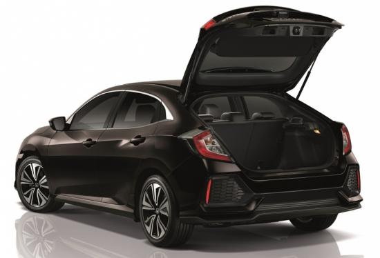 Xe Honda Civic hatchback 2017 3