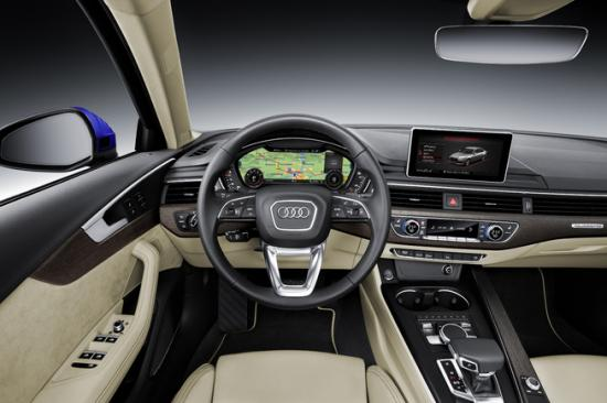 Audi A4 2017 anh 4